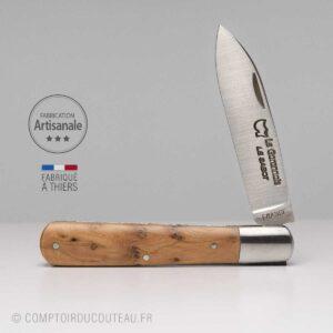 couteau garonnais bois genévrier
