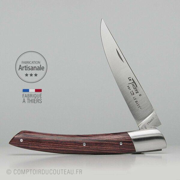 Couteau Le Thiers Bois de Violette