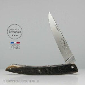 Couteau le Thiers Corne de Bélier plein manche