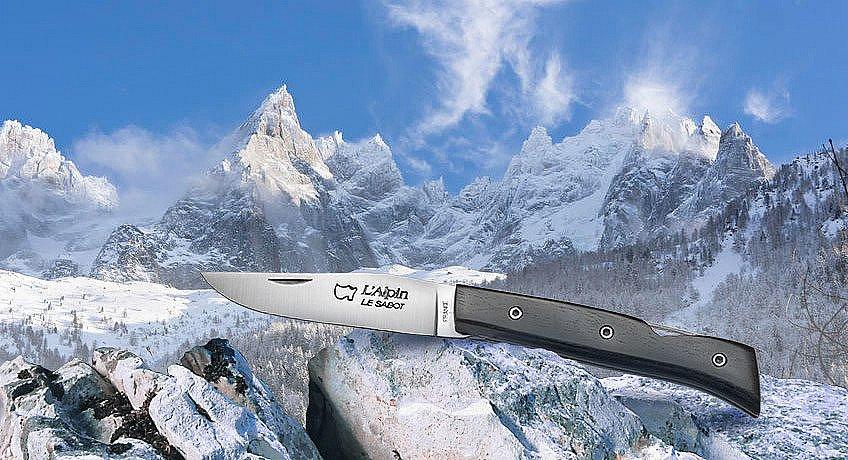 L'histoire du couteau Alpin