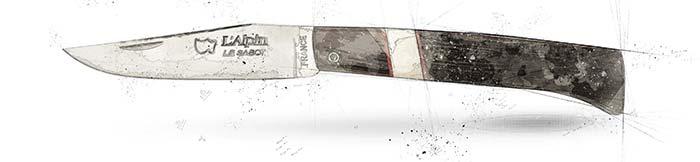 couteau alpin