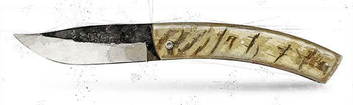 couteau baribal