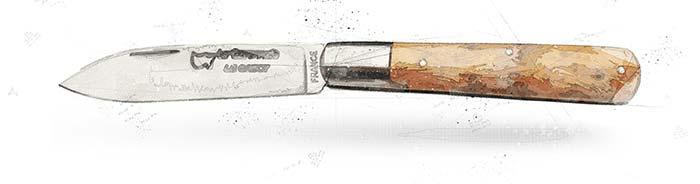 couteau garonnais