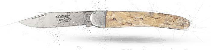 couteau le Massu