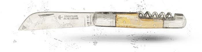 couteau le tonneau