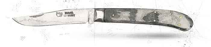 couteau pradel Yatagan